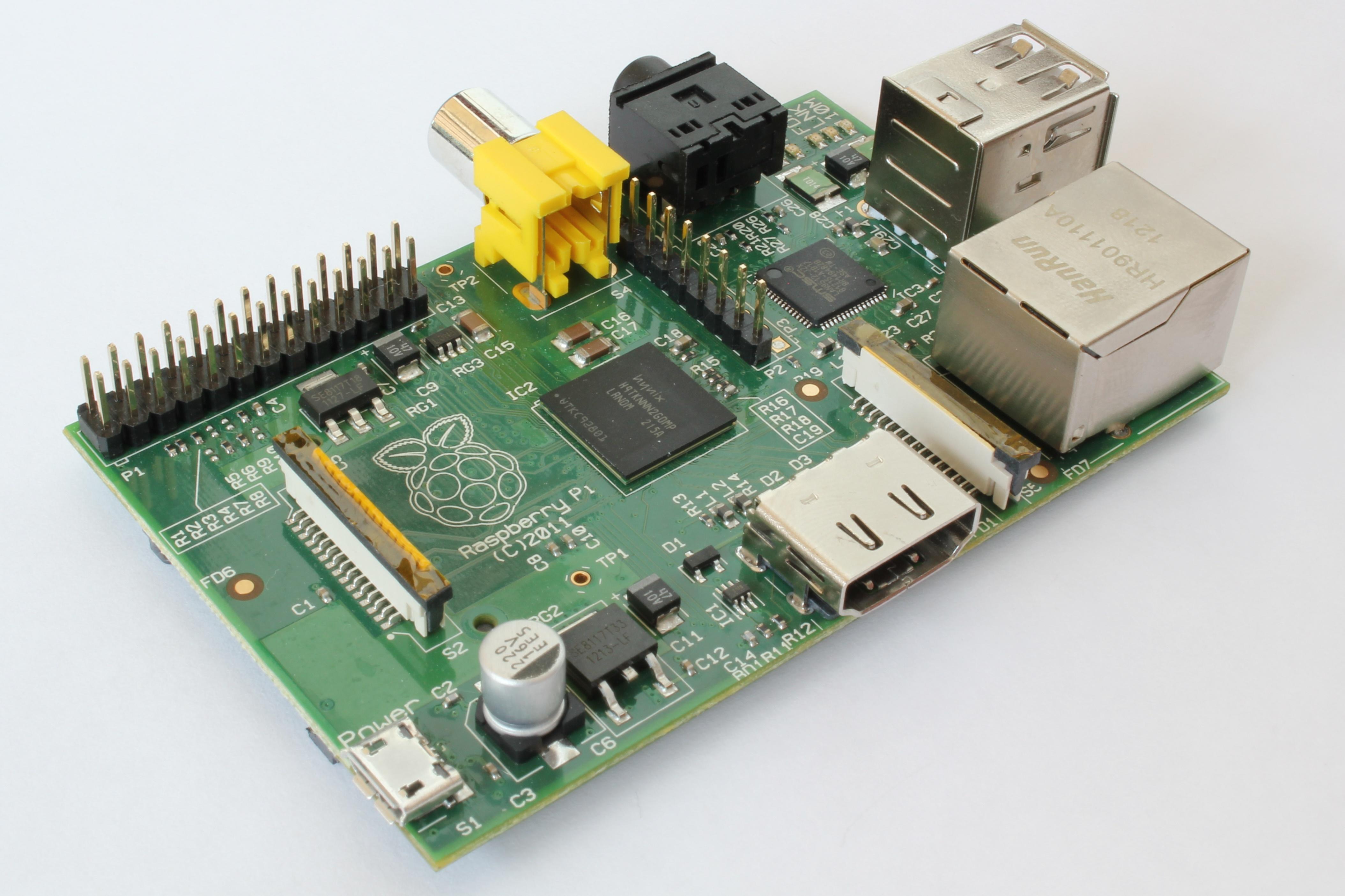 Raspberry Pi internal hardware random number generator - A