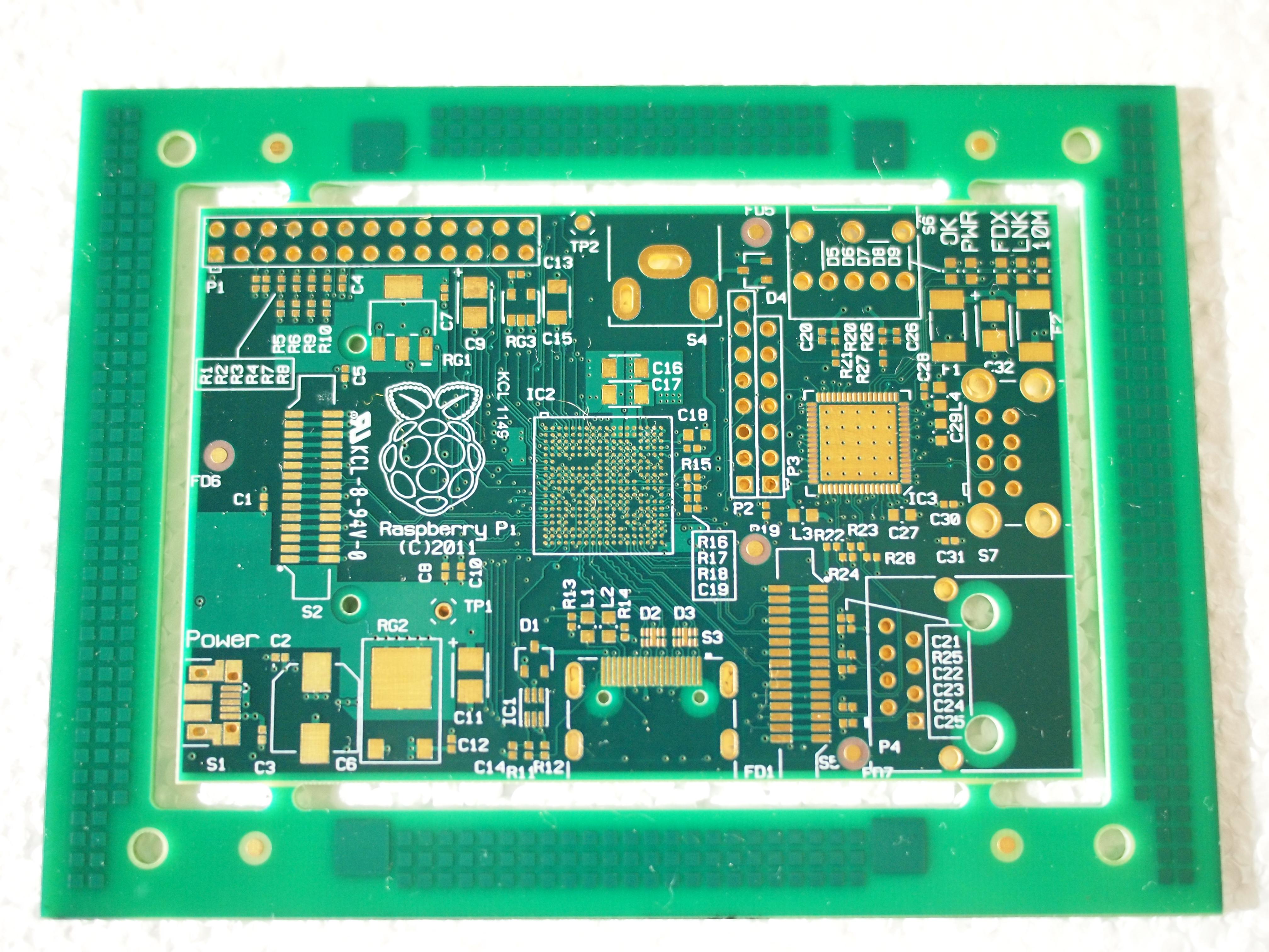 Question regarding RPI PCB design Layout - Raspberry Pi Forums