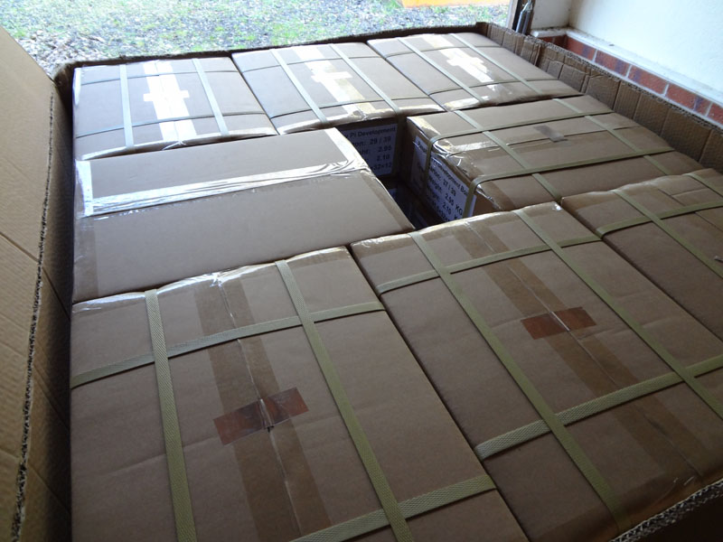 Boxes of Pis