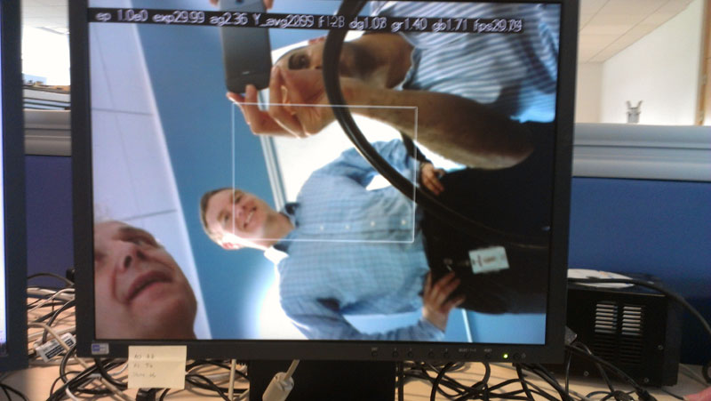 Camera module - first pictures! - Raspberry Pi