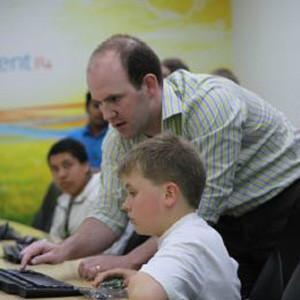 Eben teaching