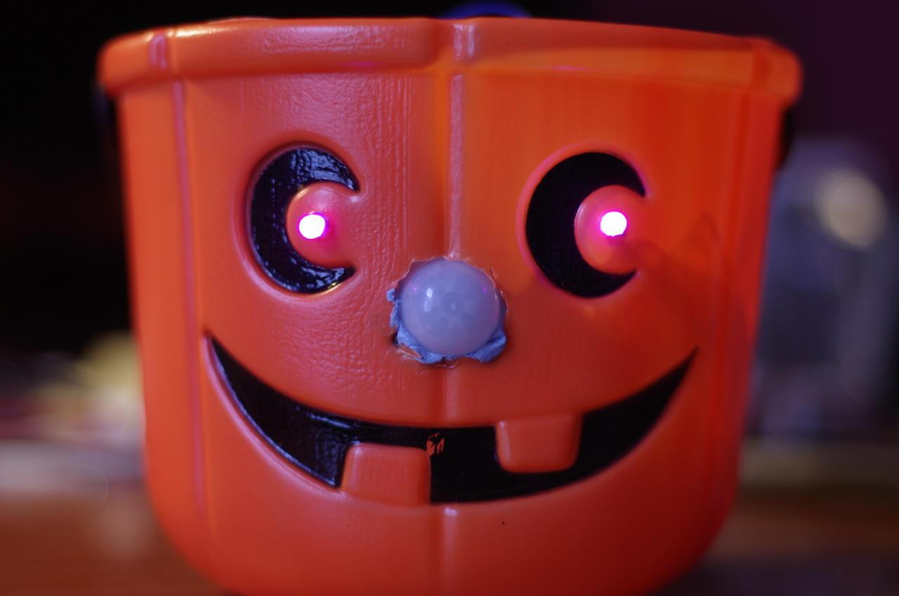 Scary bucket