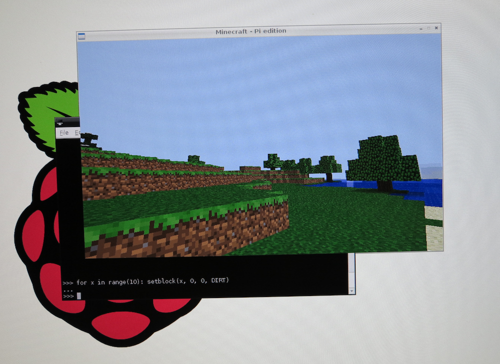 Does it run Minecraft? Well, since you ask    - Raspberry Pi