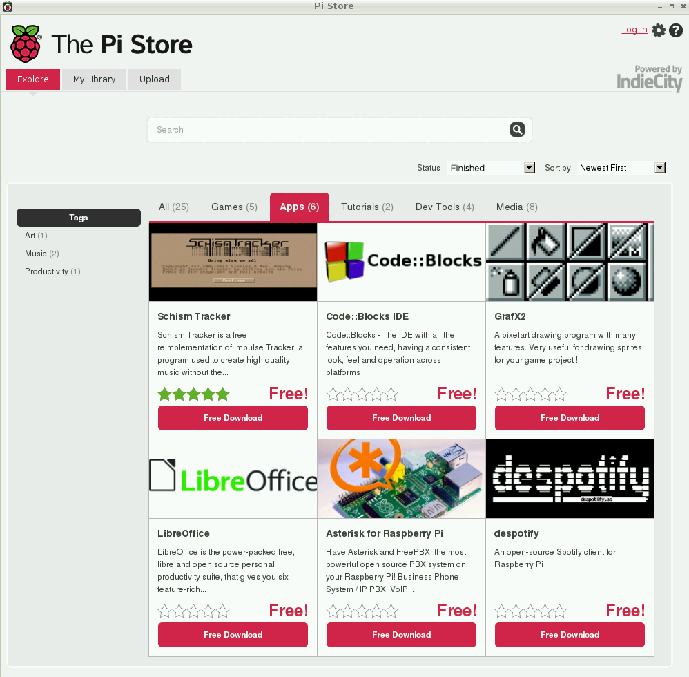 http://www.raspberrypi.org/wp-content/uploads/2012/12/PiStore-Screen04.png