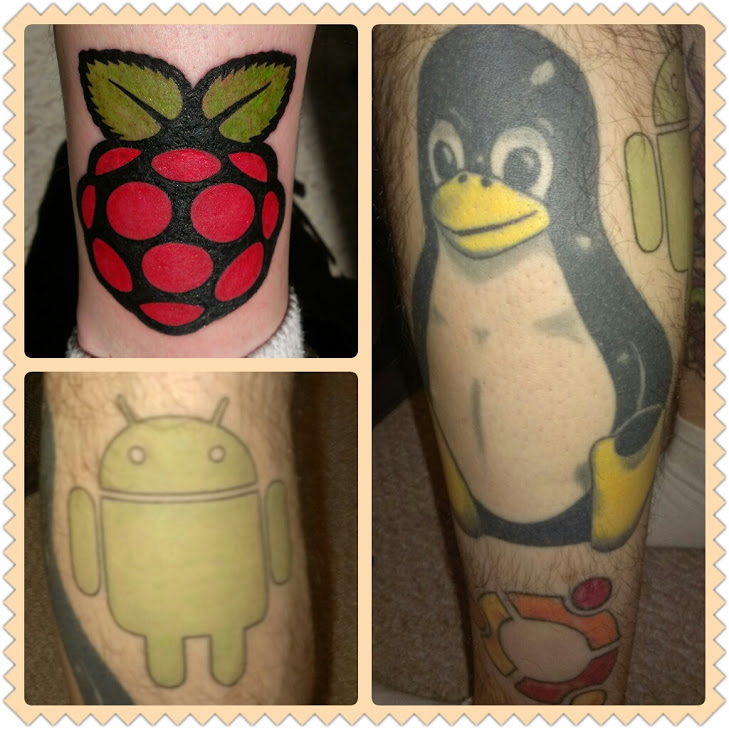 Linux tattoos galore!