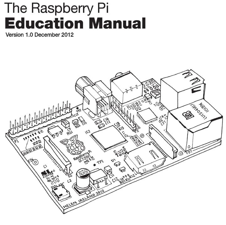 Cas Raspberry Pi Educational Manual Raspberry Pi