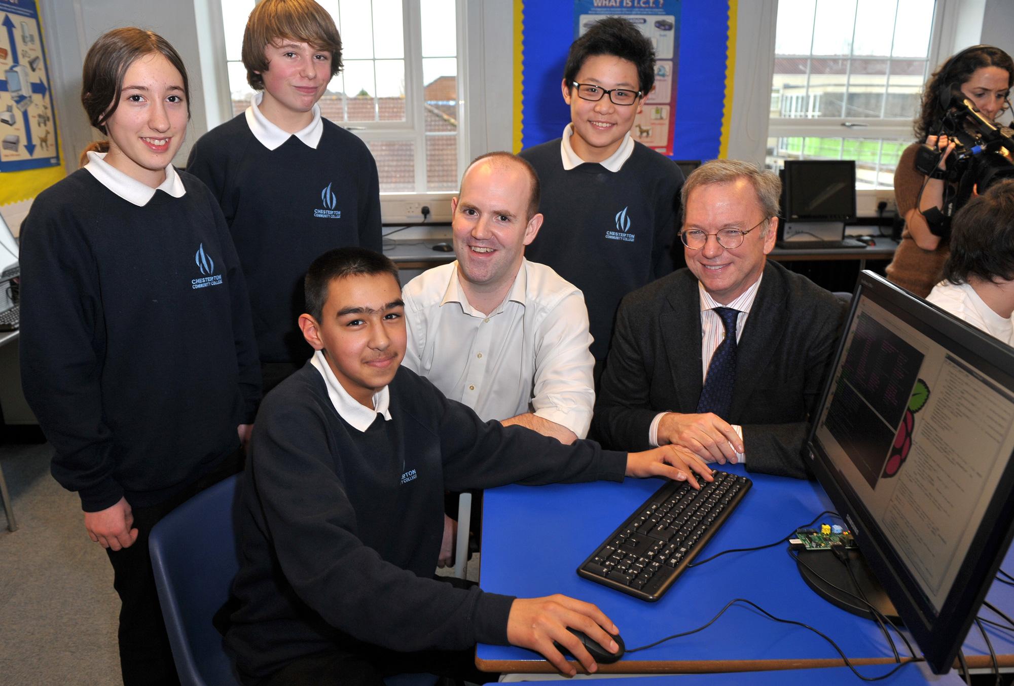 15,000 Raspberry Pis for UK schools - thanks Google! - Raspberry Pi
