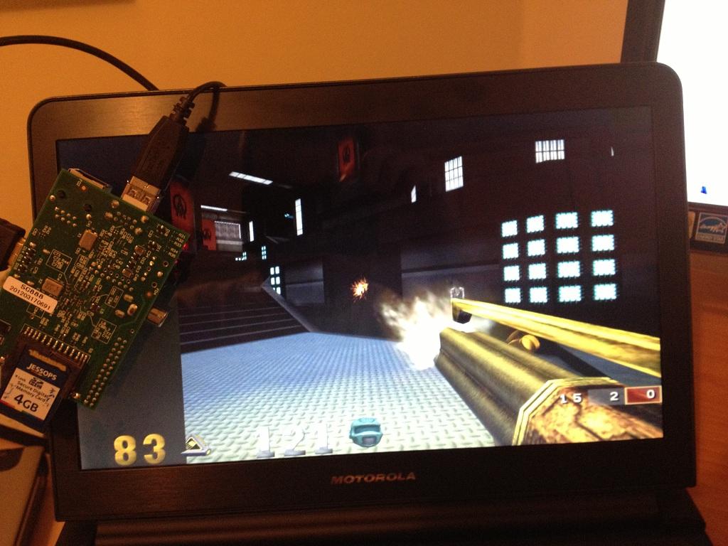 Games on Raspberry Pi 3: Counter Strike, Half-Life, Diablo ...