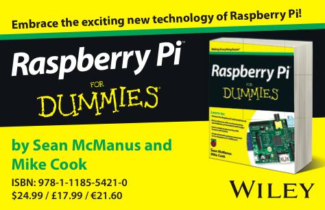 Raspberry Pi for Dummies - Raspberry Pi