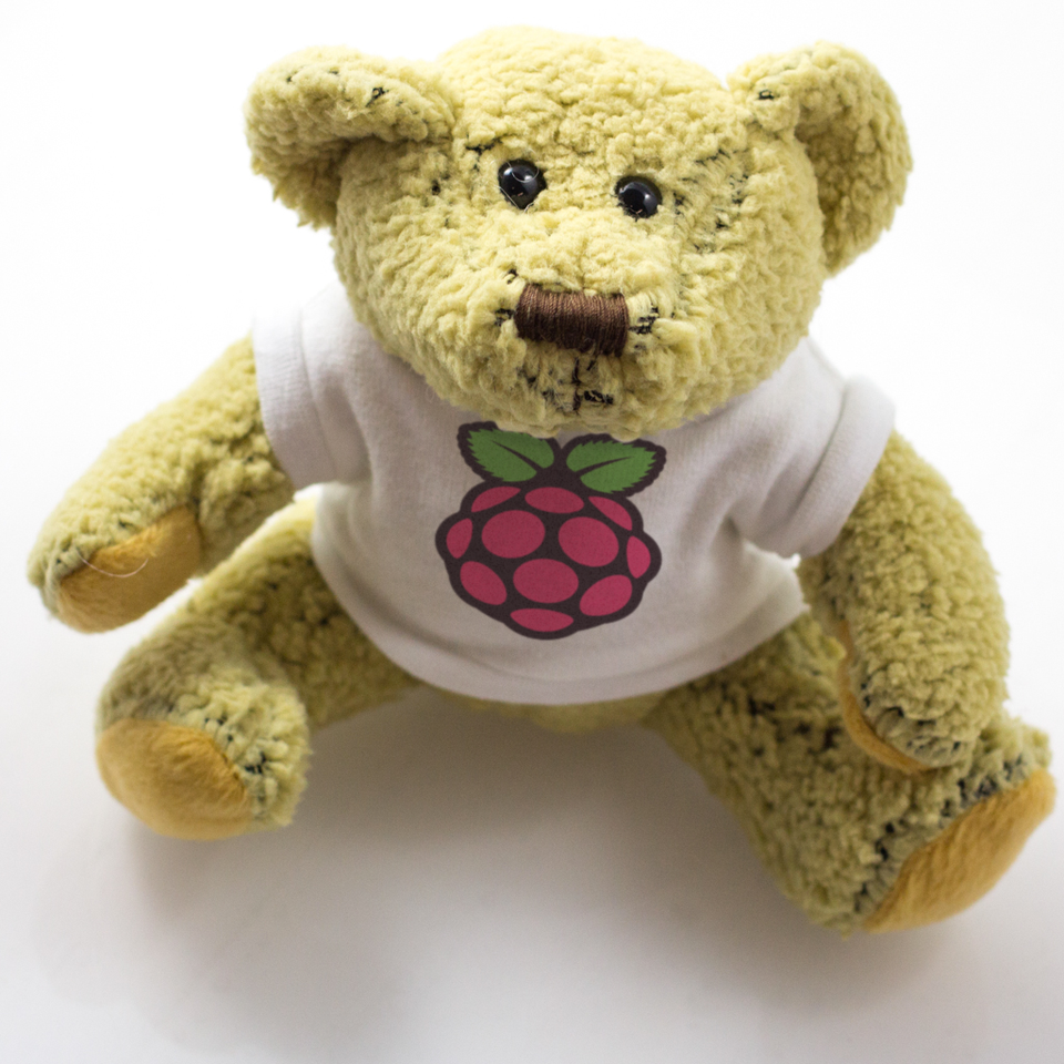Competition: name our bear! - Raspberry Pi