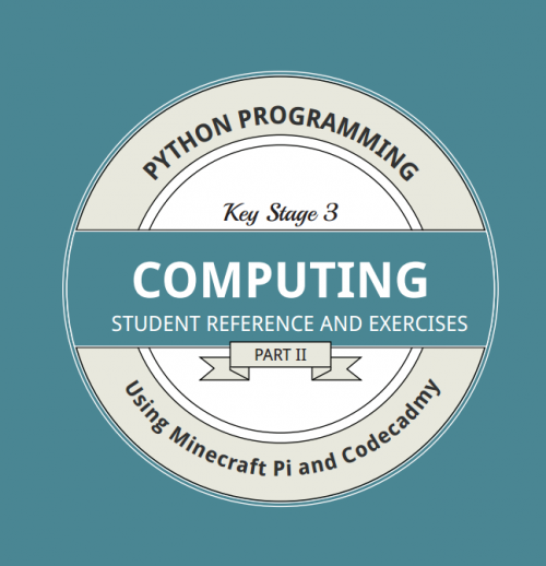 Learning Python using Codecademy and Minecraft Pi - Raspberry Pi