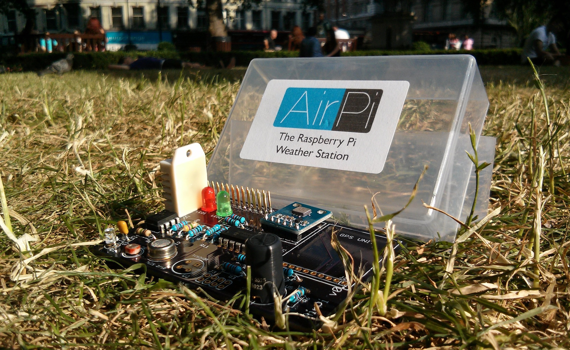 Build an Arduino Powered Weather Station - DIY
