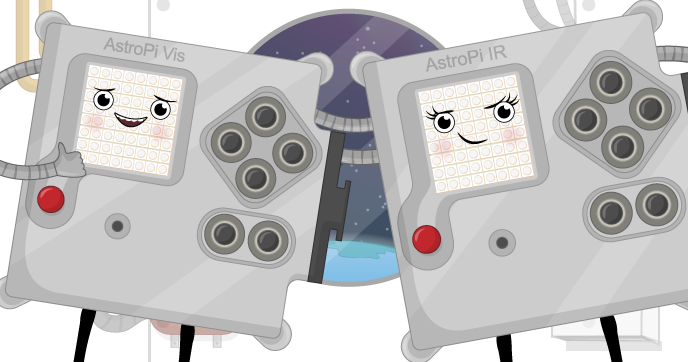 Ten days to enter our Astro Pi competition
