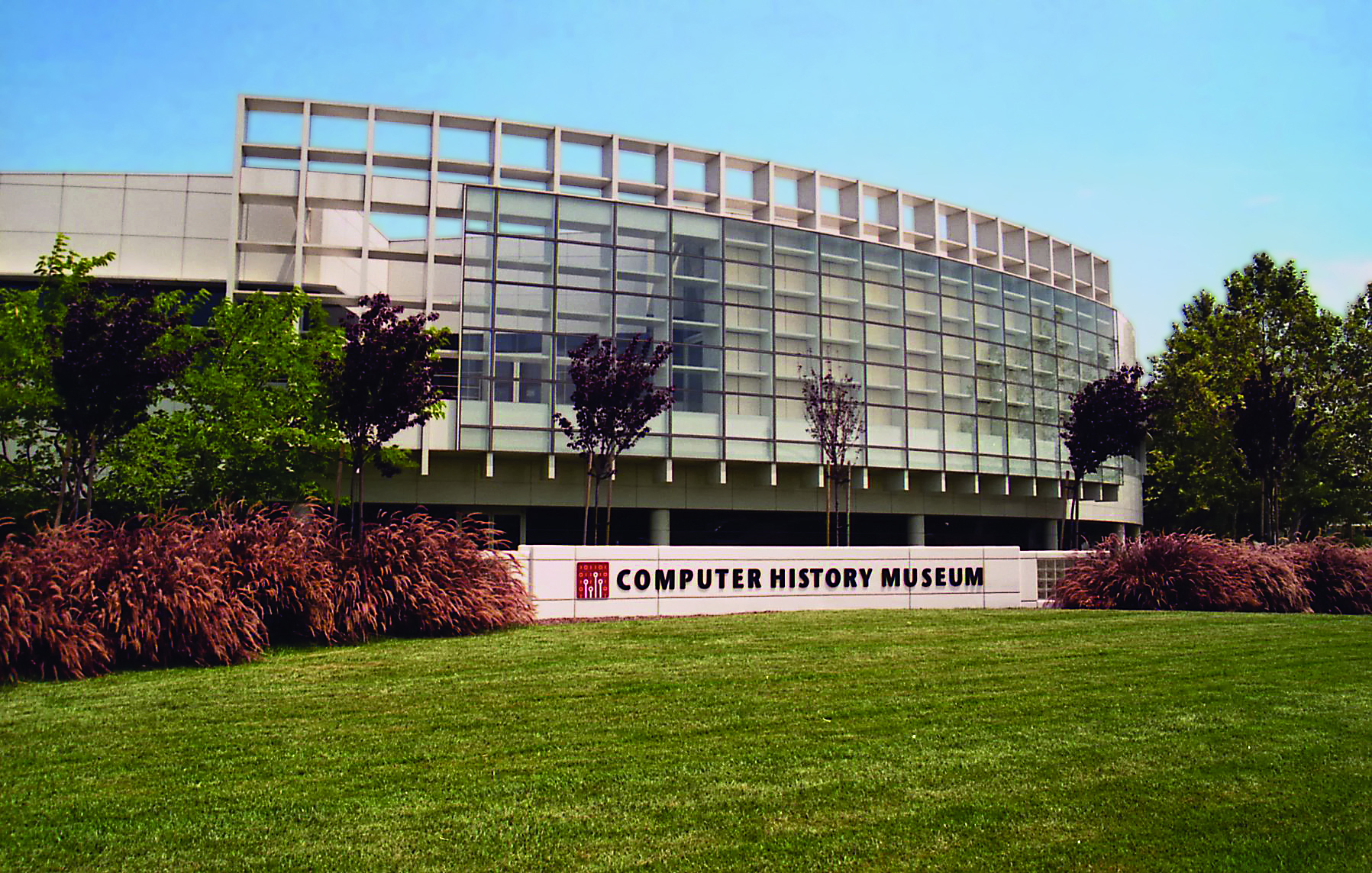Full Exterior Computer History Museum Raspberry Pi