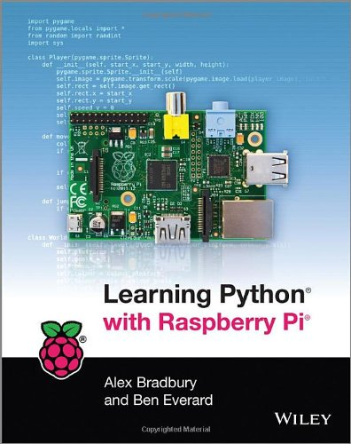 Learning Python with Raspberry Pi - Raspberry Pi