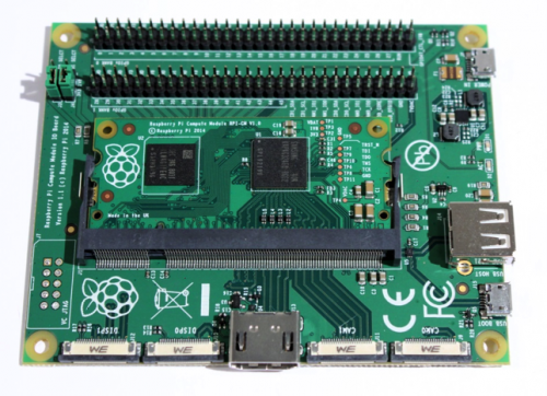 Raspberry Pi Compute Module: new product! - Raspberry Pi