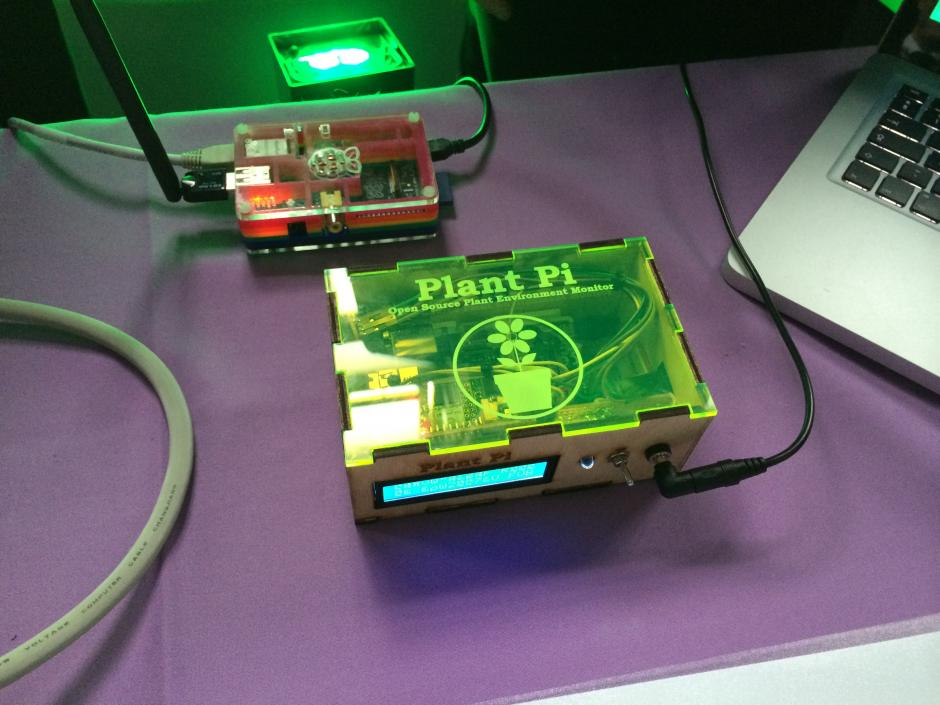 plantpi - Raspberry Pi