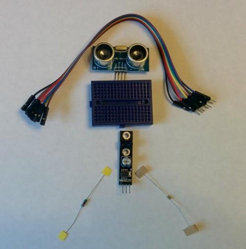 Sensor man