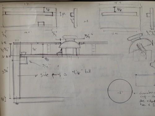 cutaway joytone sketch