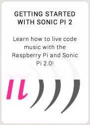 Get your pratice in for the Sonic Pi version 2 competition with our new resource.