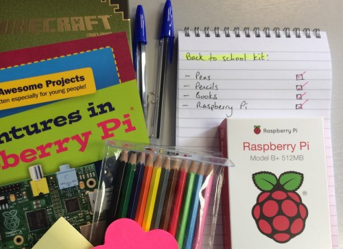 Have you packed your Raspberry Pi yet?