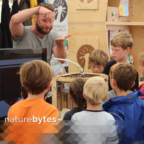 Naturebytes at Camp Bestival