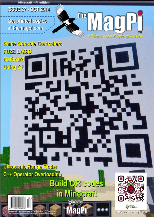The MagPi issue 27