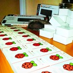 Raspberry Pis and accessories to equip the new lab