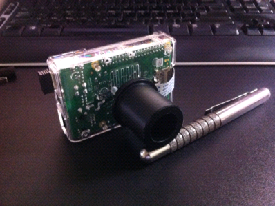 Controlling Telescopes with Raspberry Pi and Mathematica - Raspberry Pi