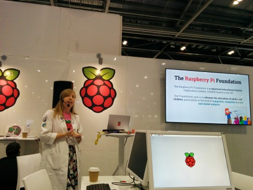 Carrie Anne kicks off the show with who the Raspberry Pi Foundation are and what we do