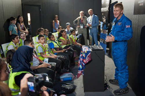 Tim Peake Mission X