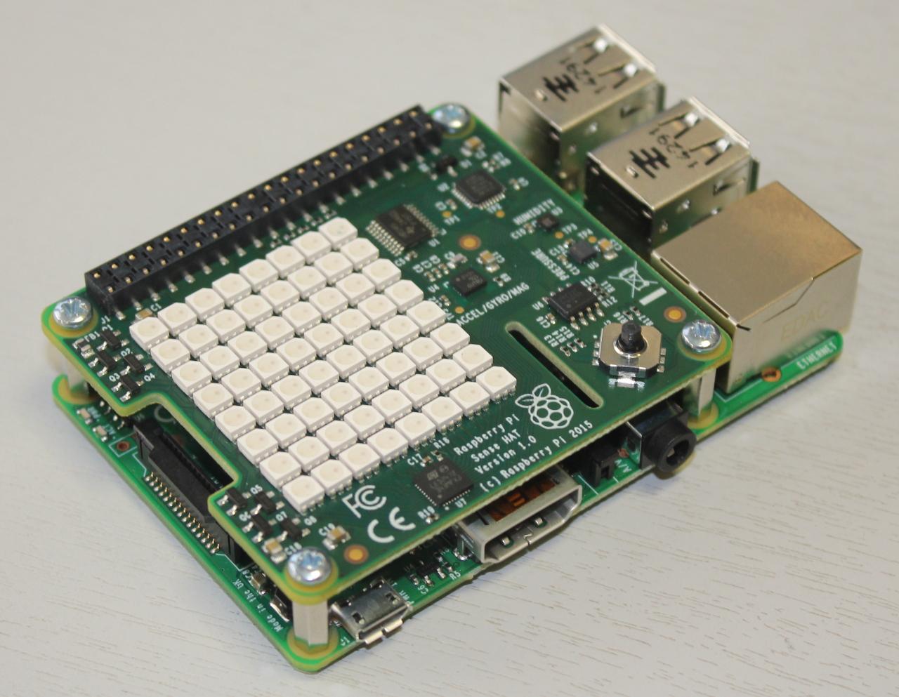 Astro Pi: Flight Hardware Tech Specs - Raspberry Pi