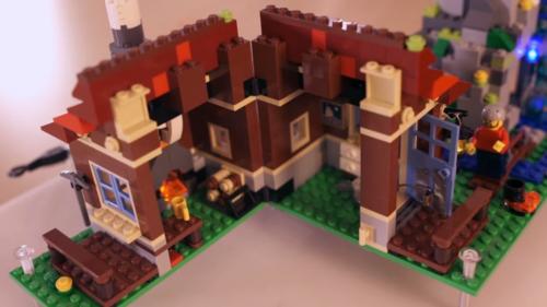 Lego smart home