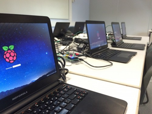 PiNet in class