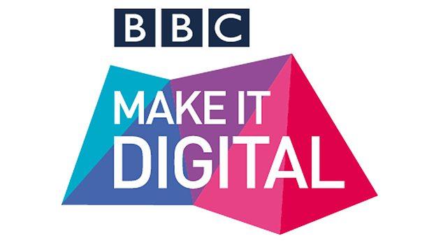 BBC Make it Digital Logo