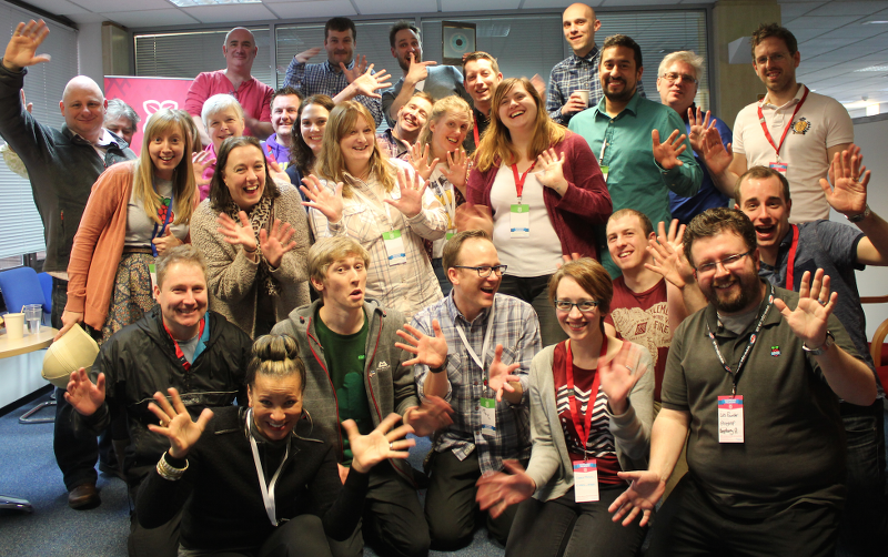 Join us at Picademy @ Google Manchester and become a Certified Educator