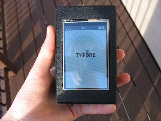 Tytelli A Diy Smartphone Raspberry Pi