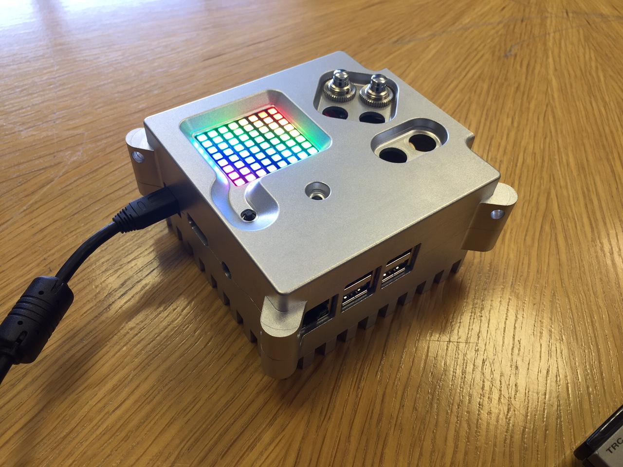 Astro Pi flight case - Raspberry Pi
