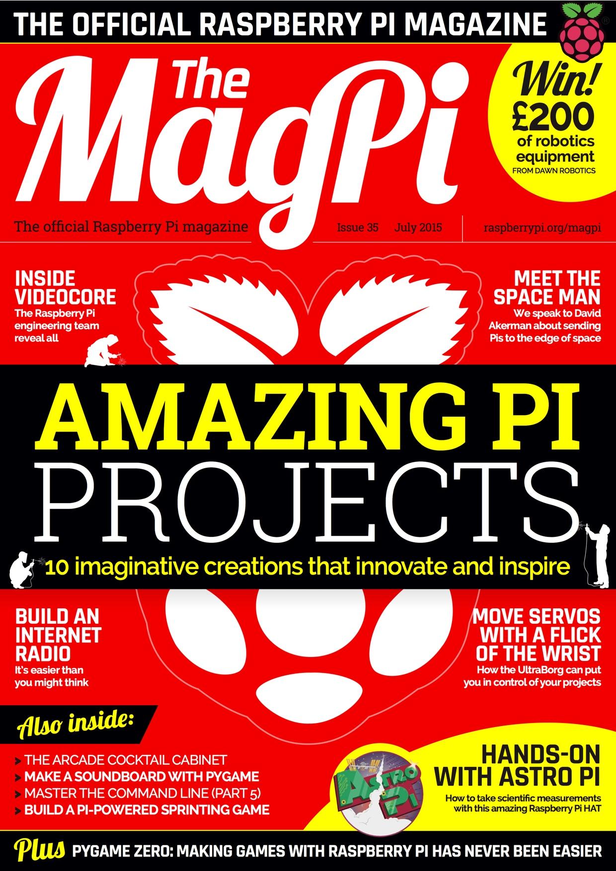 The Mag Pi 35