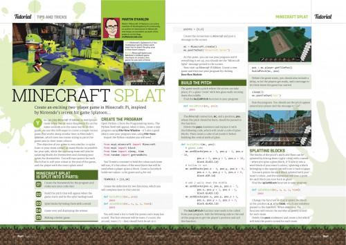 #36_Minecraft Splat