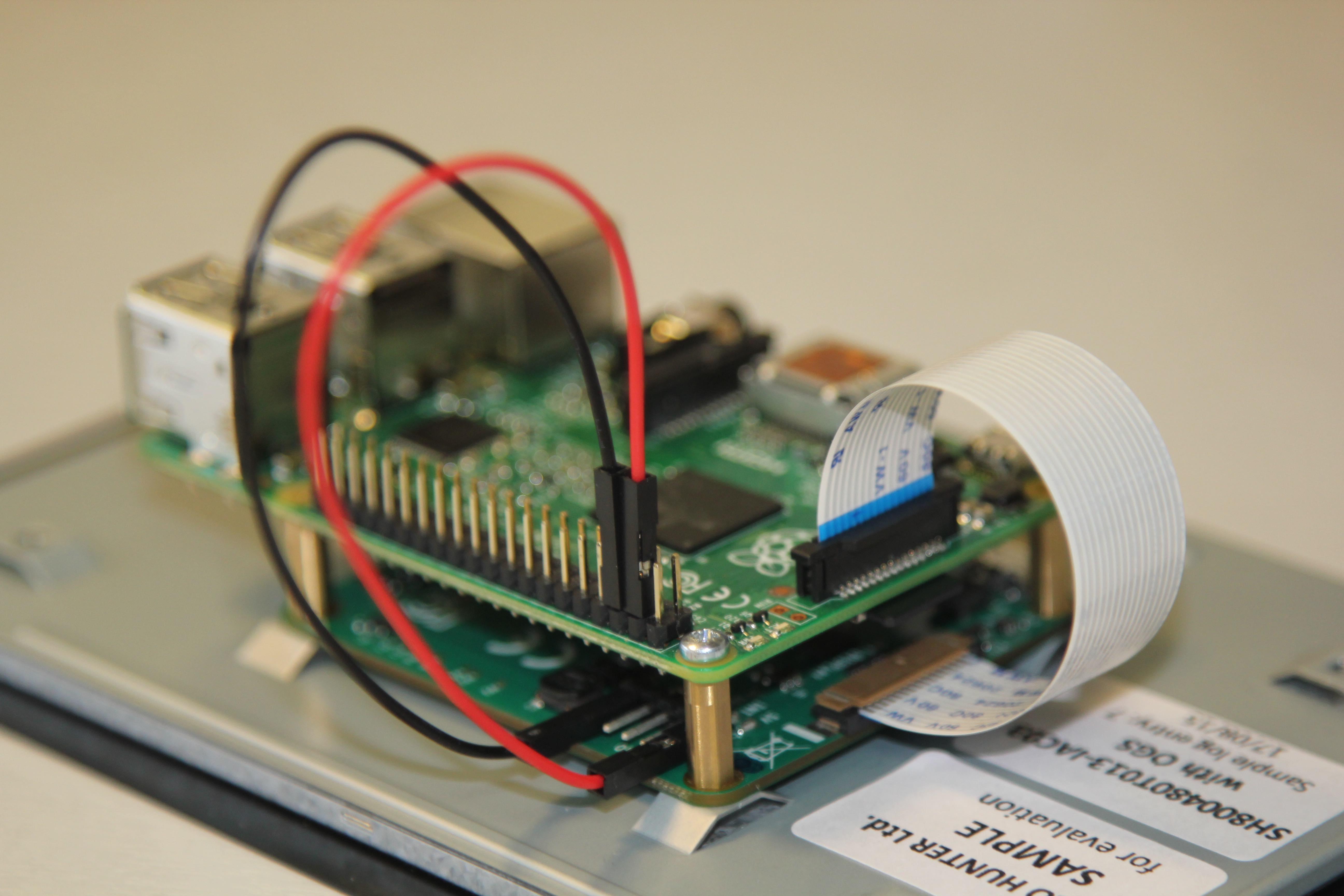 The Eagerly Awaited Raspberry Pi Display