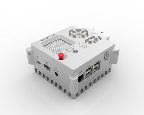 Astro Pi Mission Update 6 Payload Handover Raspberry Pi