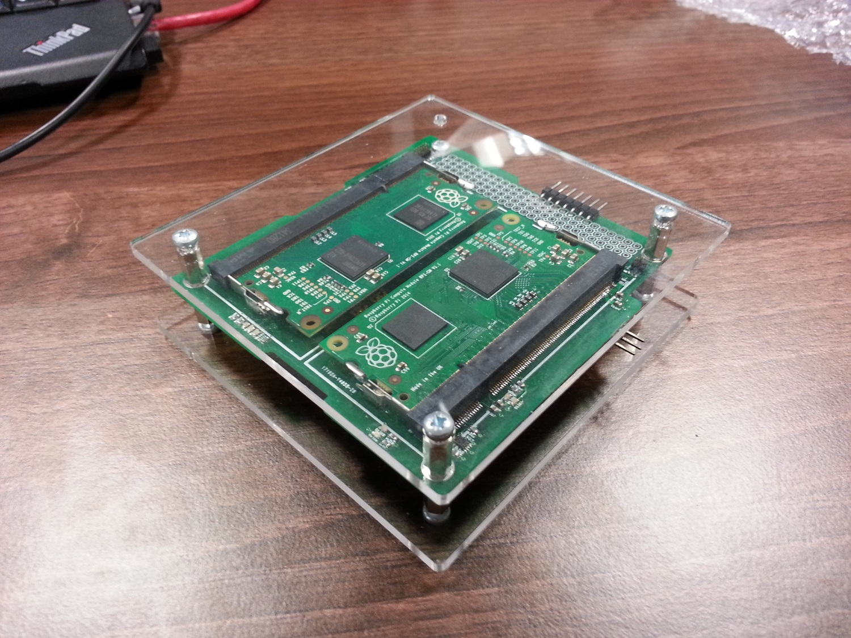 Compute Module CubeSats - Raspberry Pi
