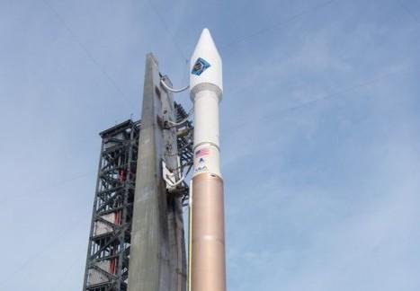Astro Pi: Launch is tonight!