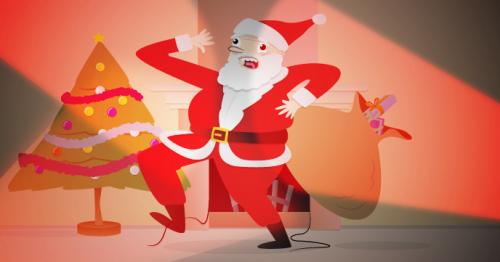 Raspberry Pi Santa detector