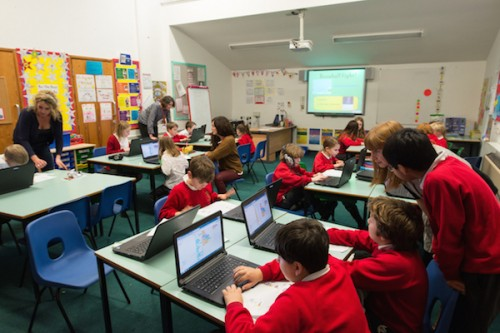 Code Club at Widcombe Primary School
