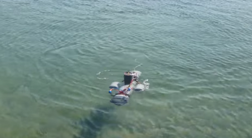Submersible Raspberry Pi drone - Raspberry Pi