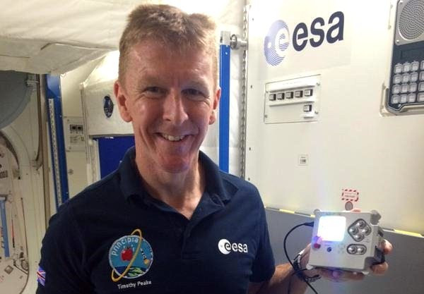 Astro Pi: Mission Update 8 – ISS Deployment