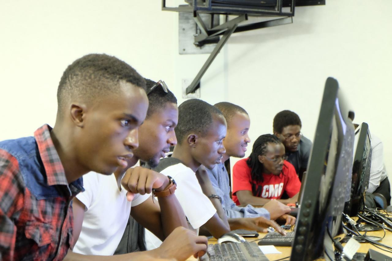 Raspberry PiLab at PyCon Namibia 2016