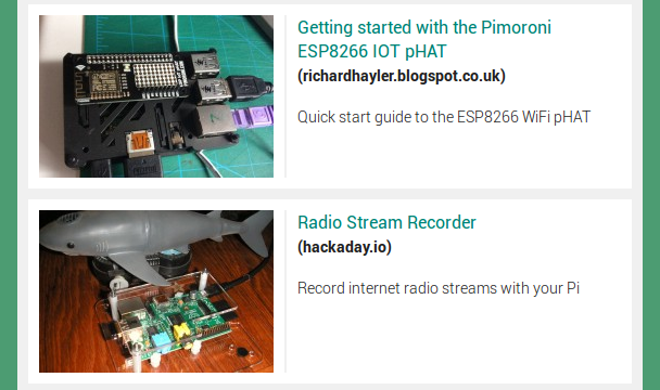 Raspberry Pi Weekly – stay connected with the Raspberry Pi community
